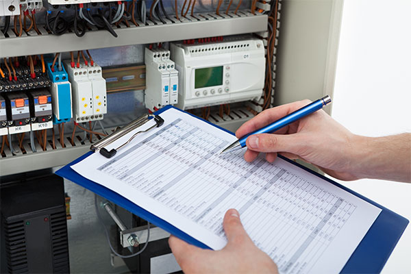 Electrical testing and inspection provided by United Electrical, electrical contractors based in abingdon offering domestic and commercial electrical services